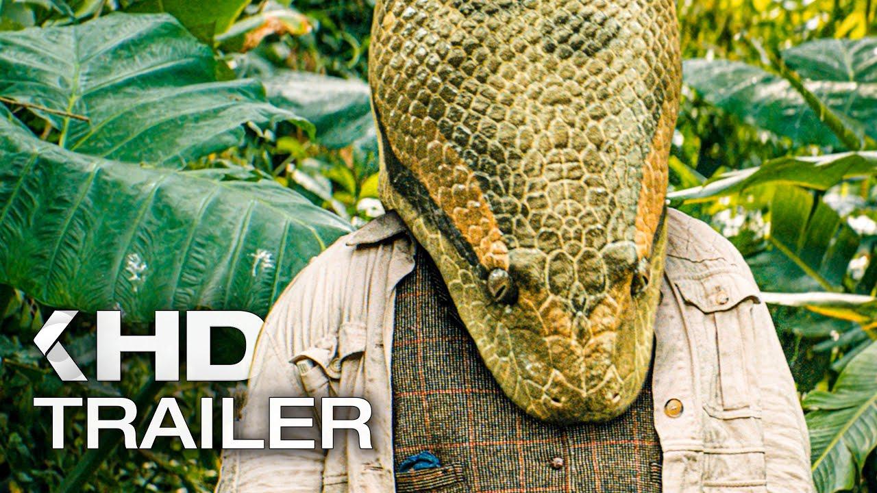 Download JUMANJI 3: The Next Level Alle Trailer German Deutsch (2019)