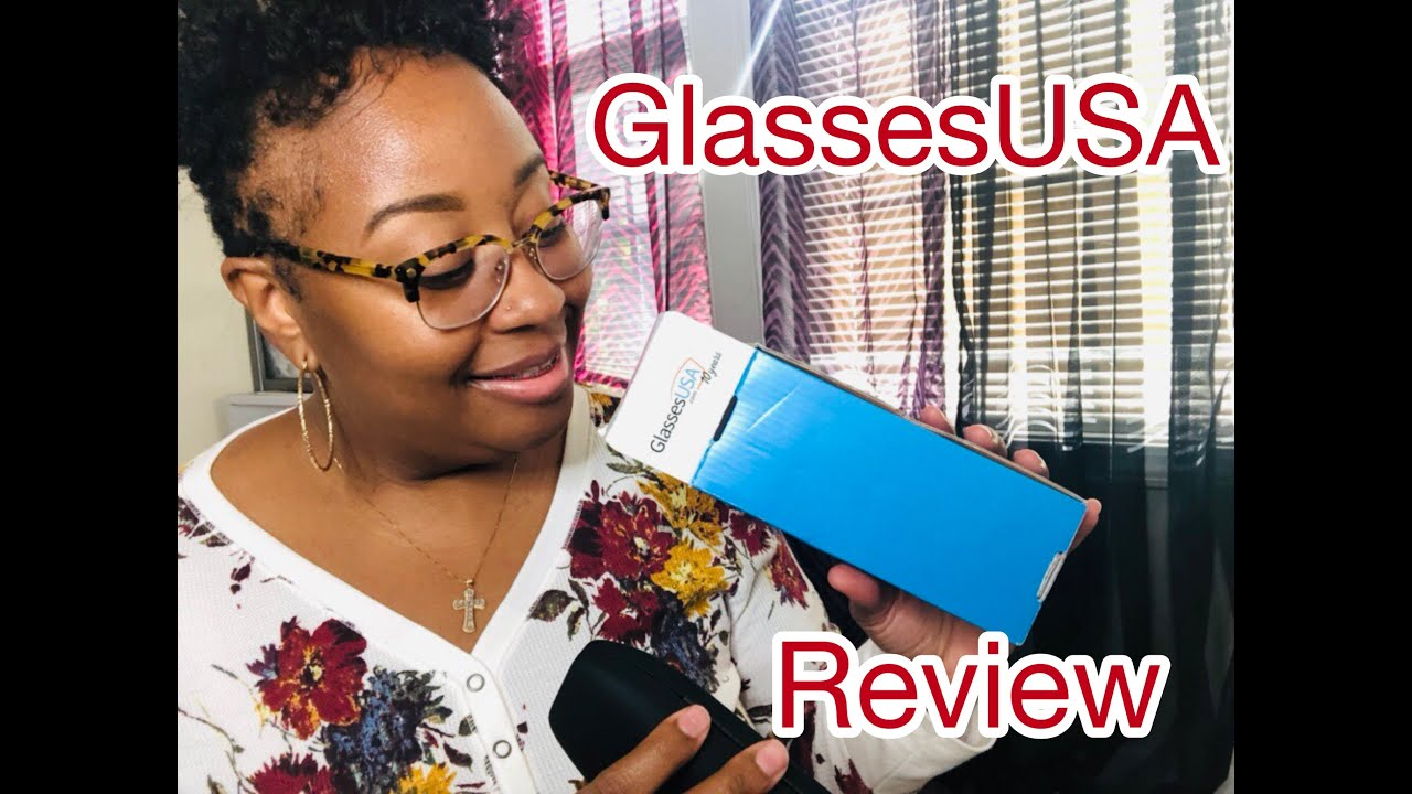 GLASSES USA REVIEW - YouTube