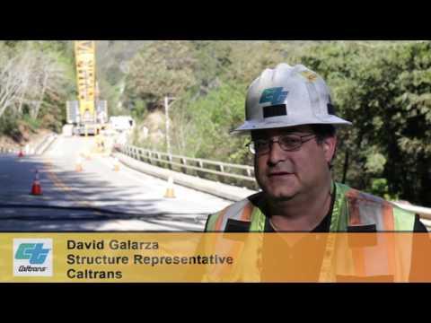 Pfeiffer Canyon Bridge Demolition - Caltrans News Flash #127