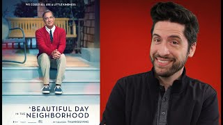A Beautiful Day In The Neighborhood - Movie Review