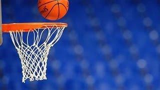 """Обучение игре в баскетбол. """"Заслон"""",выбрасывание мяча,защита. Видеоурок №2"""