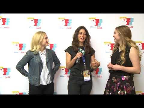 Bentonville Film Festival - Lez Bomb Pt 1 -  Jenna Laurenzo & Caitlin Mehner Mp3