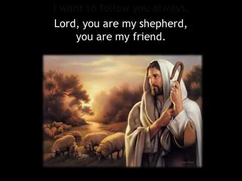 Because the Lord is my Shepherd