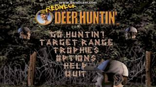 Redneck Deer Hunter / A non serious hunting game