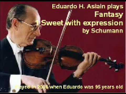 Schumann - Fantasy - 1