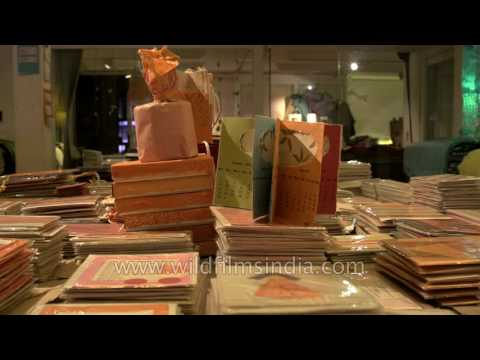 Bombay Paperie, a premium paper store in Mumbai