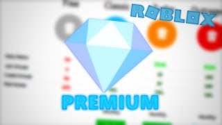 The ROBLOX Premium membership & my opinion on it