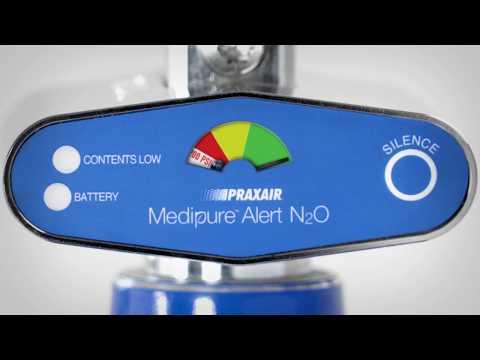 Medipure™ Alert N2O from Praxair