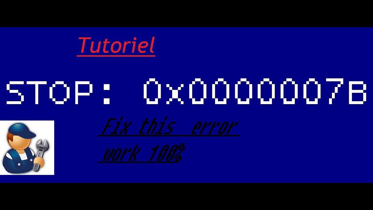 correctement (0xc00007b)