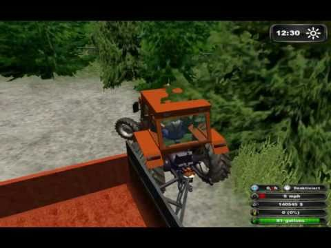 Thumbnail: Farming Simulator 2011-Back to Roots Final,România