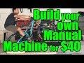 Making of The Manual Machine