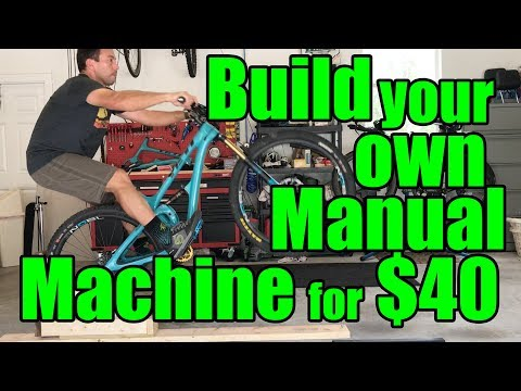 If you can't manual, build one of these - MBR