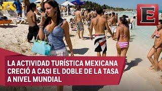 México es el líder turístico de Latinoamérica