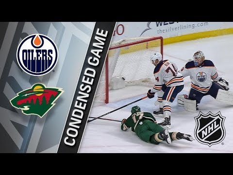 Edmonton Oilers vs Minnesota Wild – Apr. 02, 2018 | Game Highlights | NHL 2017/18. Обзор