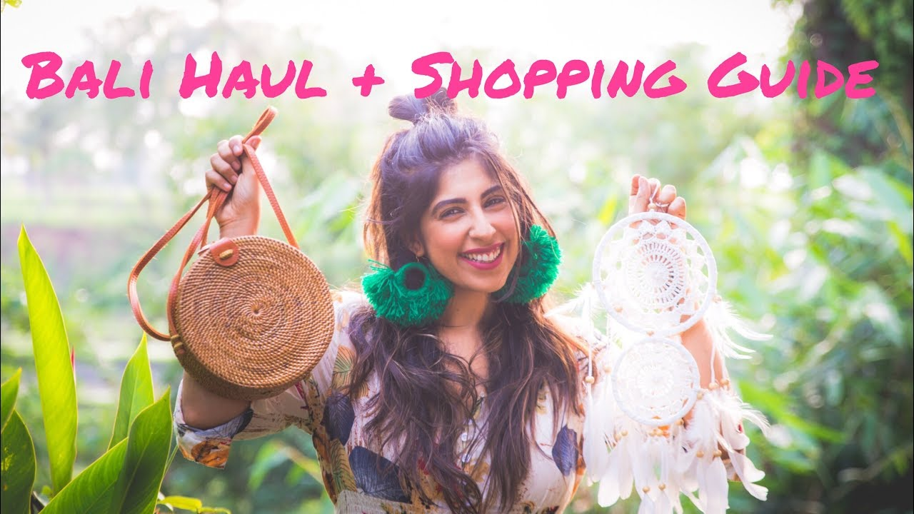 Shopping In Ubud The Ultimate Guide Bali Haul With Prices Bruised Passports