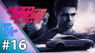 Need for Speed: Payback (XBOX ONE) - Parte 16 - Español (1080p60fps)