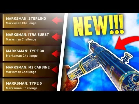 6 NEW WEAPONS IN COD WW2! *BLITZKRIEG EVENT*