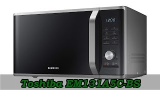 Toshiba EM131A5C-BS - Best Microwave Oven under $200
