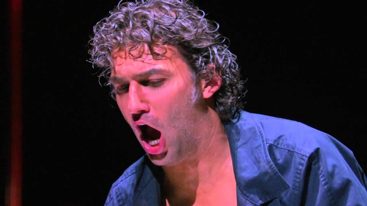 """Parsifal: """"Amfortas! Die Wunde!"""" -- Jonas Kaufmann (Met Opera)"""