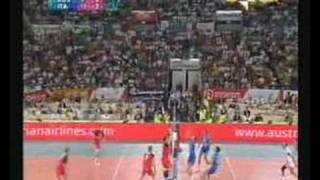 Video tecnico - Pallavolo - Come usare il muro avversario thumbnail
