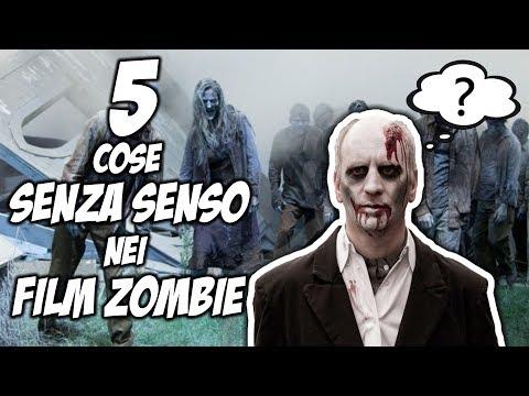 5 Cose Senza Senso Nei Film Zombie