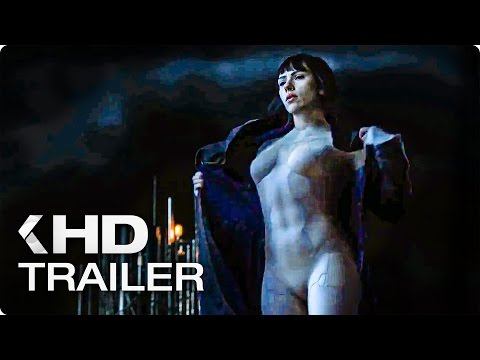 GHOST IN THE SHELL International Trailer (2017)