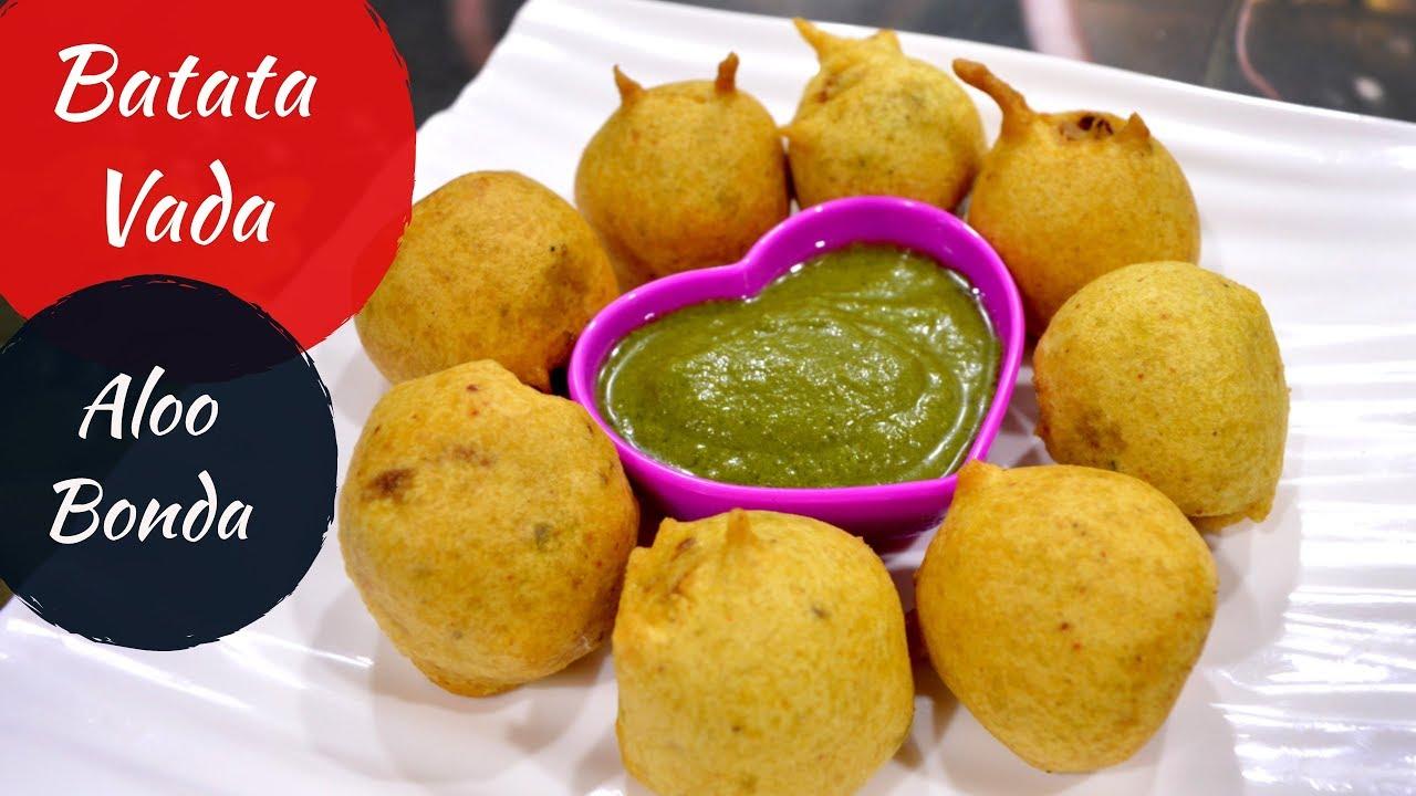 Batata vada recipe aloo bonda recipe indian snack recipe video batata vada recipe aloo bonda recipe indian snack recipe video by lata jain forumfinder Choice Image
