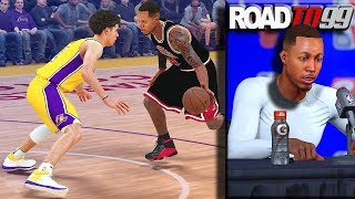 1 Million VC? Lonzo Matchup, LAVAR Ball Trolling - NBA 2K18 MyCareer