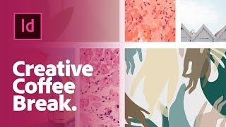 الإبداعية استراحة: كيفية إنشاء مجلس المزاج باستخدام برنامج Adobe InDesign | Adobe
