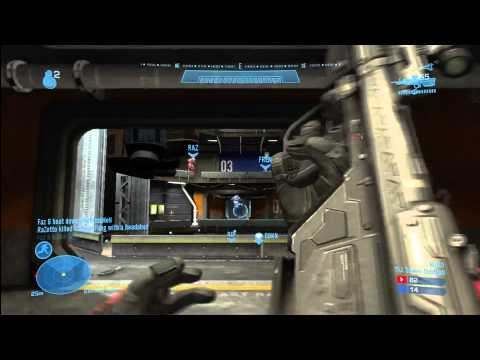 HALO REACH BETA-1ST NIGHT W-COMMENTARY-SLAYER-POWERHOUSE-GAME 1 from YouTube · Duration:  9 minutes 51 seconds