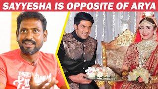 Arya Sayesha Shooting Behavior Shocked Everyone – Art Director Kiran | Kappan