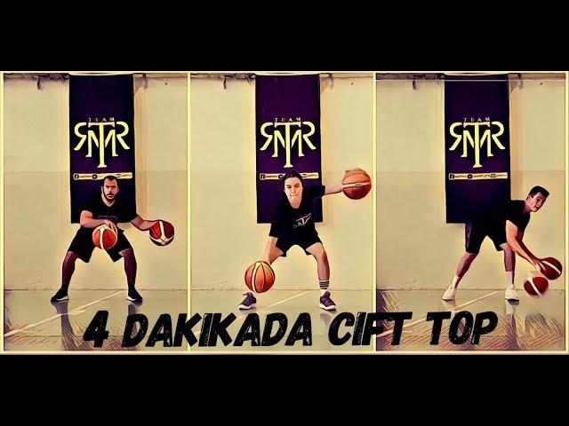 Basketbolda 4 dakikada Çift Top | Two Ball in 4 minutes #TeamTmr
