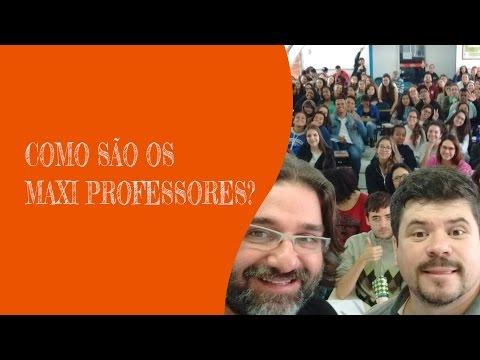 Sobre os professores mais amados do universo!