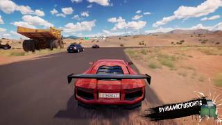 Forza Horizon 3 100,000 XP board + wheelspin