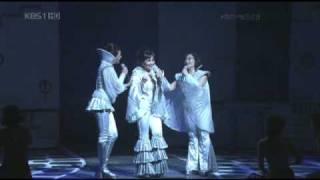 Mamma Mia!  Super Trouper - ABBA (Korean version)