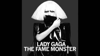 lady gaga   the fame monster deluxe version