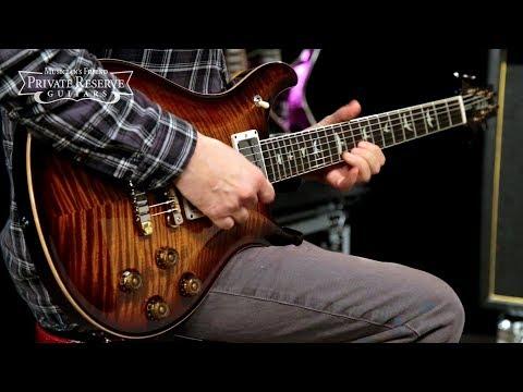 PRS Wood Library MC594 w/ Artist Grade 10-Top & Brazilian Rosewood Fretboard Electric Guitar