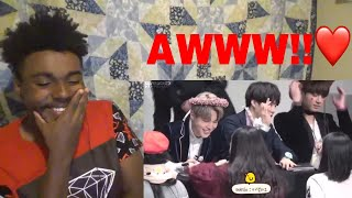 BTS Cute Interactions with Fans REACTION!!
