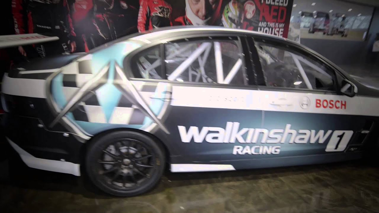 Walkinshaw Racing VE HSV track cars for sale! - YouTube