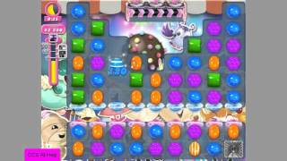 Candy Crush Saga Level 1409 NO BOOSTERS