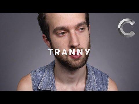 I want to meet a tranny