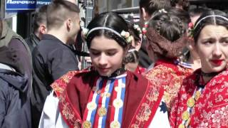 Uskrsni gastro fest - Đakovo 2016 (reportaža)
