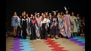 FASHION FORWARD DUBAI: October Edition 2019 Highlights Video