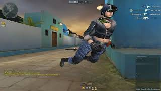 تصوير لعبة CF Pharaoh في مود (FFA) بالمسدس الفوحلقي