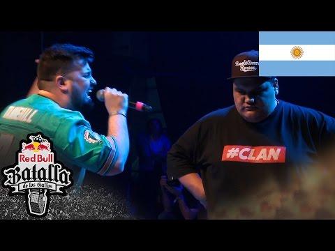 SONY vs PAPO - Final: Final Nacional Argentina 2016 - Red Bull Batalla de los Gallos