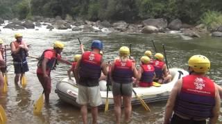 Sri Lanka - Kitulgala, rafting