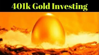 How To Transfer A 401k To Gold IRA Rollover In 2017