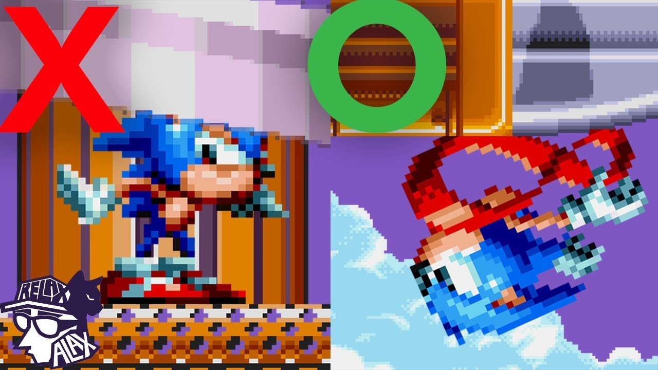 How Sonic Mania Makes a Level