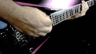 [ CHILDREN OF BODOM - Punch me i bleed ] How to play part 1/2 [ guitar cover ]