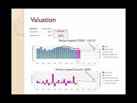 Kellogg Holt Valuation Challenge - Wong Yuhua